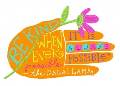 be-kind-whenever-possible
